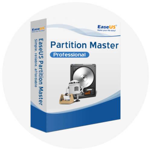 EaseUS Partition Master Professional