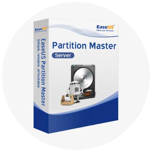 EaseUS Partition Master Server